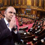 """""""Governo di unità nazionale o c'è il rischio secessione""""- Bruno Vespa lancia l'allarme"""