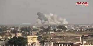 La Turchia e i suoi mercenari attaccano l'esercito siriano a Raqqa e Hasaka privando i civili di acqua ed elettricità