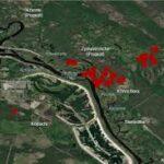 Incendi Chernobyl visibili dal satellite. Il fumo soffoca Kiev che diventa la città più inquinata al mondo in questo momento