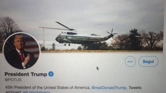 """Fulvio Scaglione: """"Ecco perché il battibecco tra Trump e Twitter è una cosa seria e riguarda tutti noi"""""""