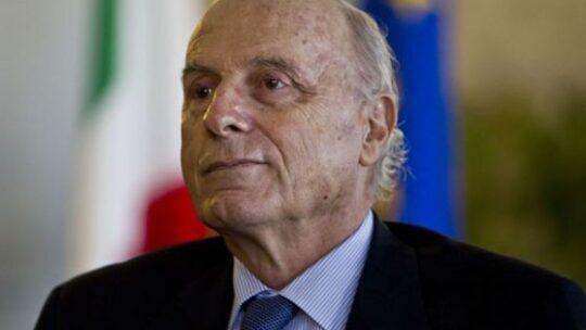 """Paolo Maddalena: """"L'interesse pubblico deve prevalere sugli speculatori. Le autostrade sono degli italiani"""""""
