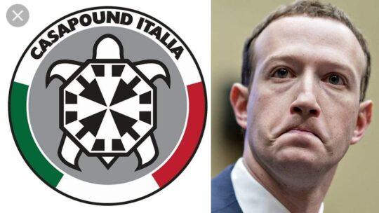 Il Tribunale civile di Roma ha respinto il reclamo di Facebook nei confronti di CasaPound