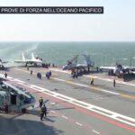 USA - Cina: prove di forza nell'Oceano Pacifico