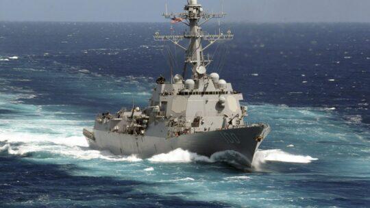 Venti di guerra (fredda) nei mari