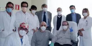 """Covid, i Nas a Mantova per la cura con il plasma. Dott. De Donno: """" Non mi scoraggeranno"""""""