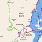 Annessione parte Cisgiordania. Un altro importante pezzo di Palestina cadrà in mano israeliana