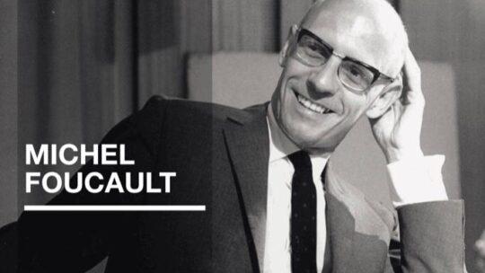 "Torna la nostra rubrica ""untuffonelpassato"" con una puntata dedicata a Paul-Michel Foucault"