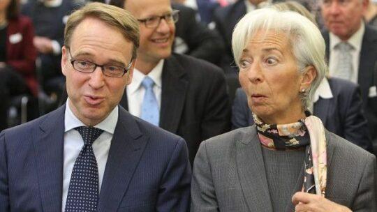 Weidmann chiarisce: la Bundesbank non è una succursale della BCE e deve rispettare il diritto tedesco