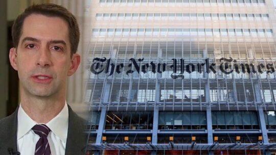 Quando si scuserà il New York Times per i crimini del suo paese all'estero (che da anni avalla)?