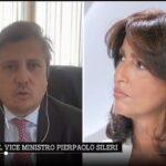Viceministro Sileri a Tagadà: «Quello che dice Zangrillo è vero»