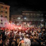Coronavirus, Napoli e il delirio dopo la vittoria in Coppa Italia: non c'è il maxi contagio