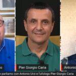 London One Radio: intervista al ricercatore Pier Giorgio Caria e al contattista Antonio Urzi