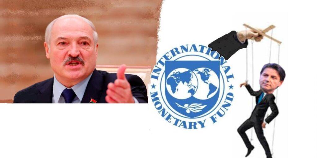 Presidente Bielorussia a FMI: sulla questione CoVid-19 noi non siamo marionette