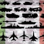 30 anni di export militare italiano: quasi 100 miliardi di vendite, la maggioranza fuori da UE e NATO