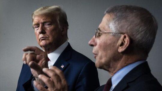 Trump ritira l'adesione degli Stati Uniti alla OMS, continua la faida all'interno del potere dell'impero Usa?