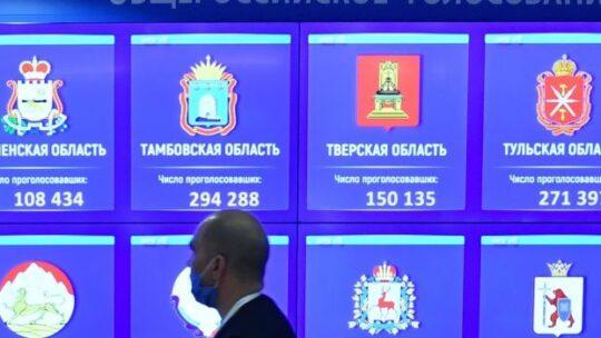 Oltre il 70% dei russi vota a favore dei cambiamenti costituzionali voluti da Putin. Affluenza al 65%