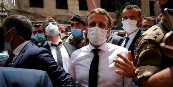 """""""Possiamo fare pressioni"""". Macron in Libano torna al colonialismo novecentesco"""