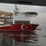 Navi da guerra turche in acque greche nell'imbarazzante silenzio della Nato