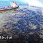 Disastro ambientale alle Mauritius: tonnellate di carburante riversate in mare