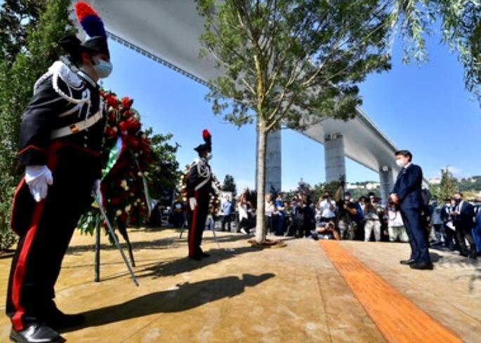 Oggi commemorazione per le 43 vittime a Genova