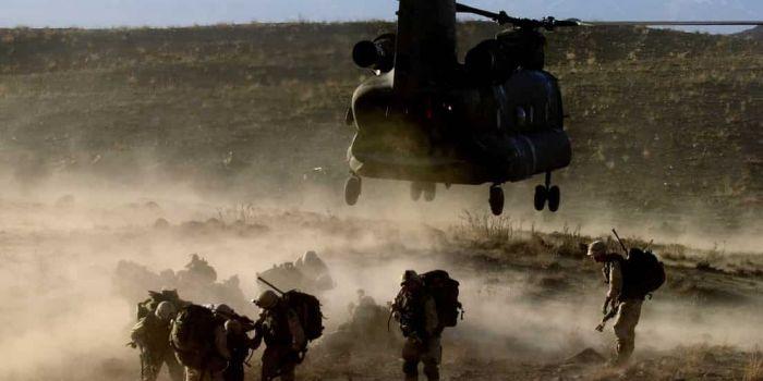 Militari statunitensi operano in metà Africa