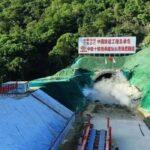 La Cina costruisce il primo treno ad alta velocità al mondo che passa attraverso un tunnel marittimo