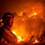 Scienziati: cambiamento climatico è una delle cause principali dei recenti incendi che hanno devastato la California