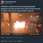 Portland: Altri violenti scontri nella notte (video)