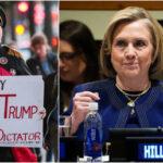 Hillary Clinton approvò l'invenzione del Russiagate per diffamare Trump, nuovi documenti desecretati