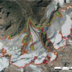 Ghiacciai alpini, perso il 13% della superficie in 12 anni