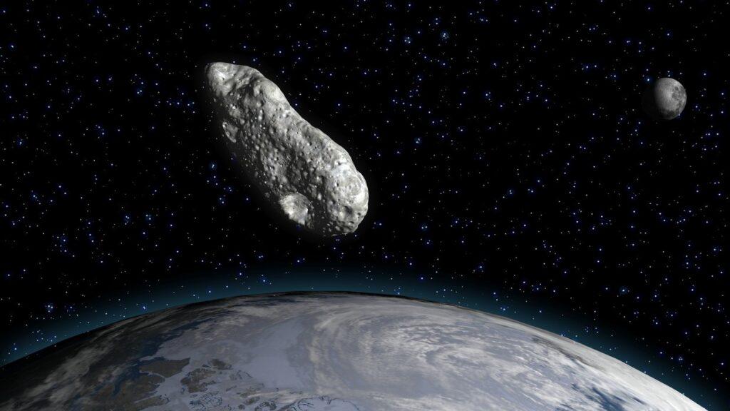 Un asteroide sfiorerà la Terra nella giornata di oggi