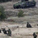 Bielorussia: truppe NATO e bombardieri B-52 Usa vicino al confine