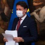 Dpcm prorogato da Conte fino al 7 ottobre