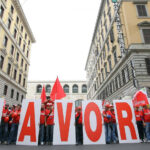 Lavoro: Istat, da febbraio -500 mila occupati
