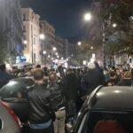 """Proteste a Napoli. Manifestanti: si alle chiusure ma solo se anche la politica farà la sua parte """"economicamente"""""""