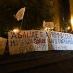 Coronavirus: In migliaia in piazza da Milano, a Napoli, a Palermo, a Torino, a Roma