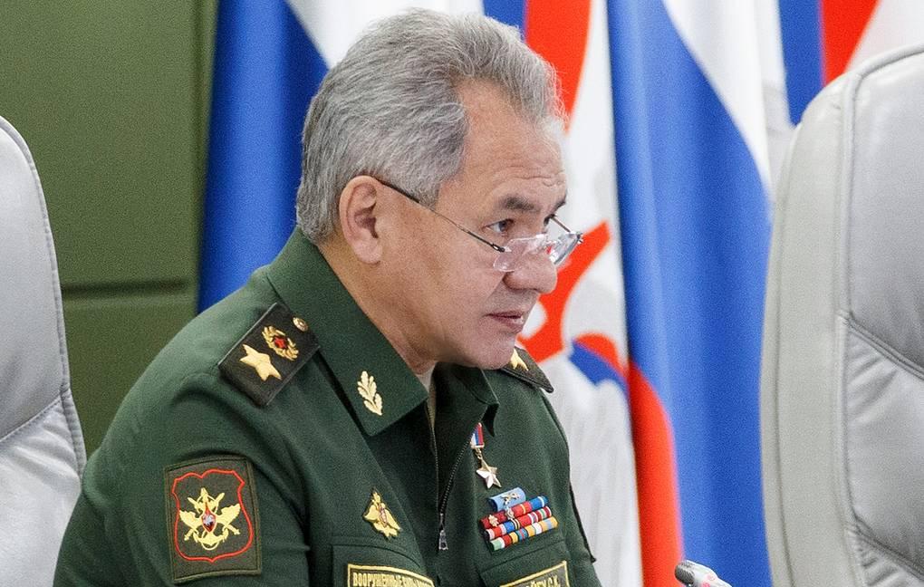 Il ministro della difesa Russo sottolinea la tensione lungo i confini con i paesi della NATO