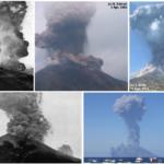 """Stromboli, misurata la """"memoria"""" del vulcano per stimare le probabilità di eruzioni esplosive"""