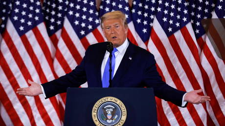 Trump su Twitter torna a richiamare lo spettro dei brogli