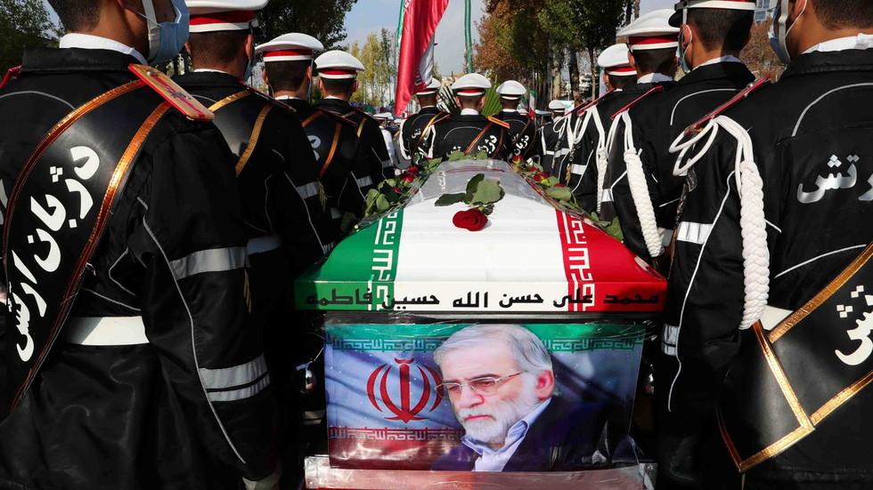 Media iraniani: Arma israeliana usata nell'uccisione dello scienziato nucleare iraniano