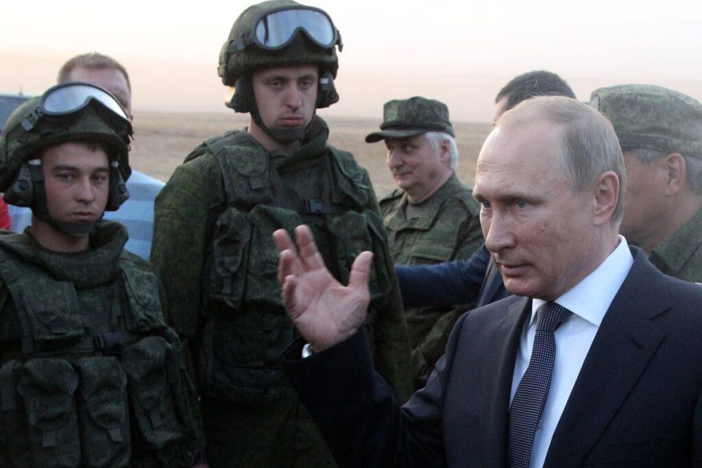 Putin si riprende il controllo del Caucaso e beffa gli Stati Uniti e la NATO