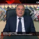 Gratteri a Tg2 Post: ''Mafie ancora più forti quando ci sono grandi calamità''