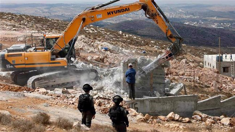 Israele devasta e confisca la terra palestinese nel nord della Cisgiordania occupata