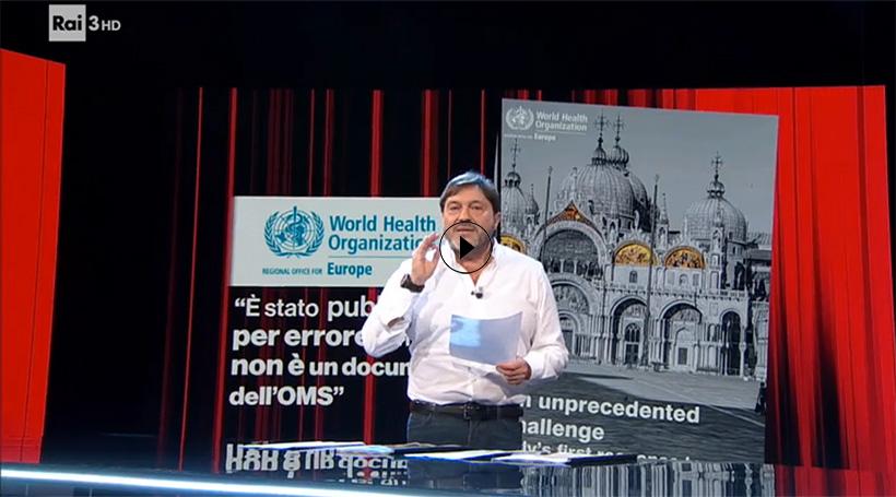 """""""Piano pandemico inadeguato"""", il dossier sul Covid censurato dall'OMS"""