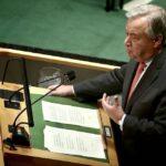Segretario generale ONU: Il mondo deve affrontare la peggiore crisi umanitaria dalla seconda guerra mondiale