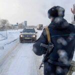 Ucraina: 3 uomini armati hanno tentato di violare il confine con la Russia, 1 morto