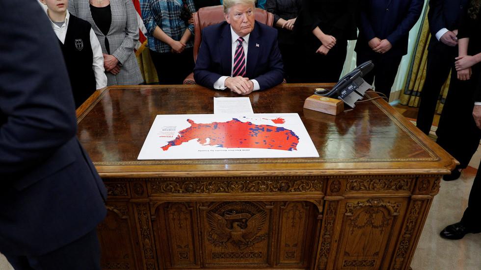 """Usa: il """"caso"""" elezioni divide come ai tempi della guerra civile"""
