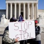 La Corte Suprema degli Stati Uniti ha respinto la richiesta del Texas. Trump: ignorati molti argomenti legali presentati