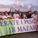 Sono arrivati a Mazara del Vallo i pescatori liberati in Libia
