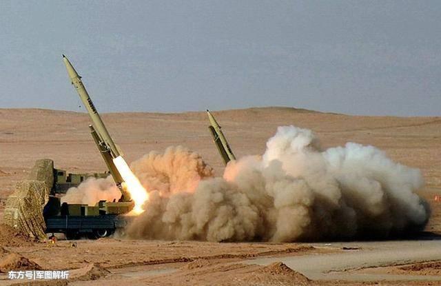 Forze Usa in allerta a causa del dispiegamento di sistemi missilistici iraniani